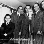 McDonald Brothers Quartet 1953